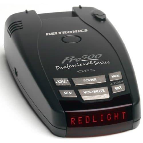 Beltronics Pro 500 with GPS