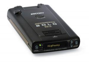escort solo s3 radar detector