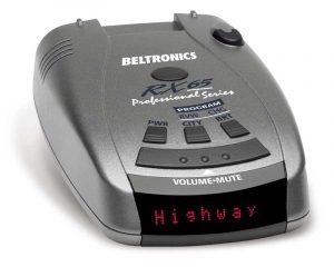 beltronics rx65 review of red radar detector