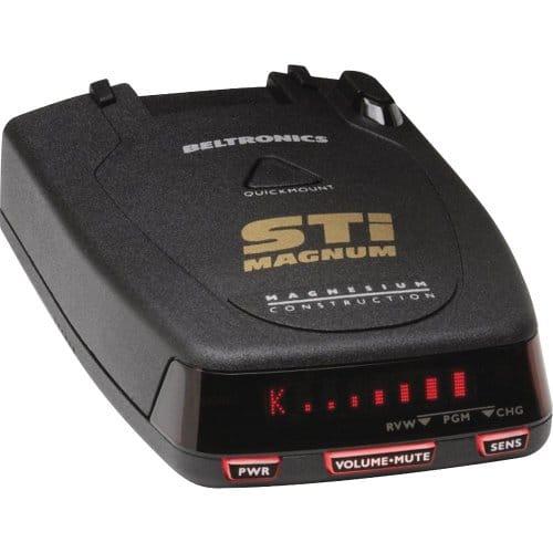 betlronics sti magnum radar detector