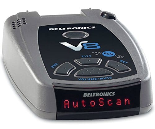 Beltronics V8 Radar and Laser Detector
