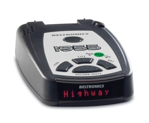 beltronics vector 955 radar detector