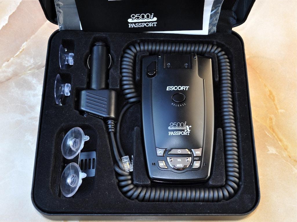 Escort Passport 9500ix full kit in review