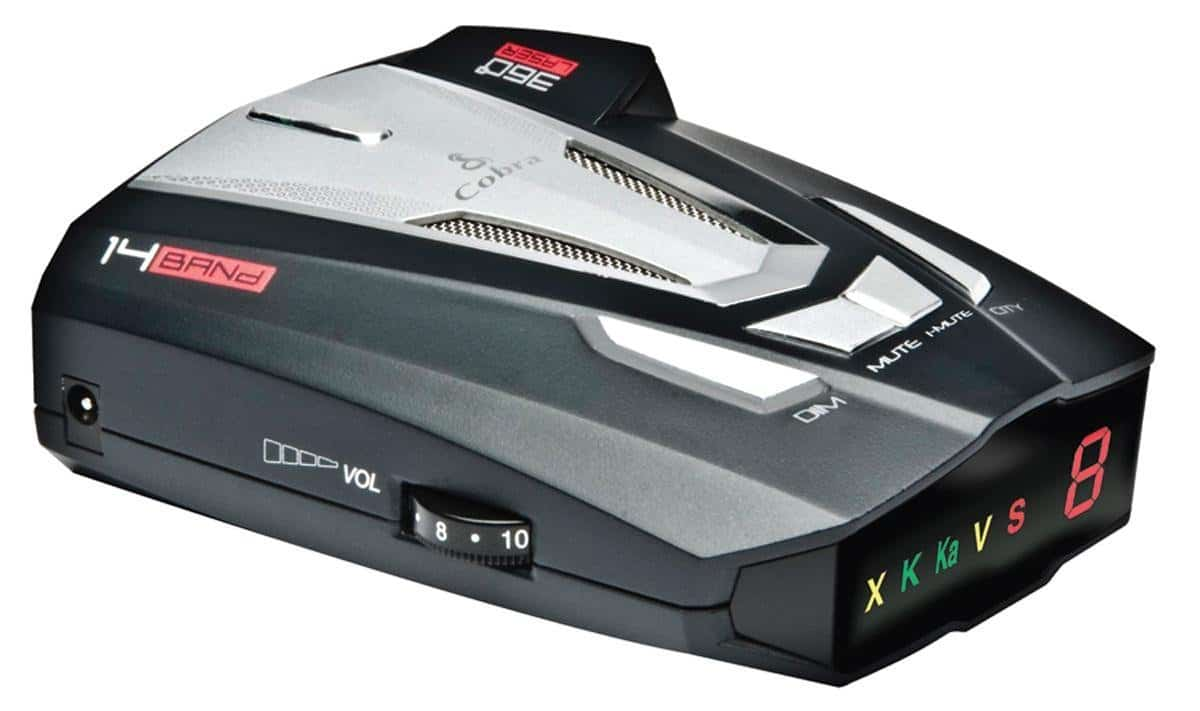 cobra xrs 9470 review from amazon