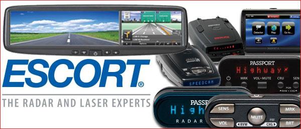 Escort Radar Detector >> Escort Radar Detectors Top Radar Detector Brand