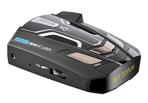 Cobra Electronics SPX 5500 Ultra-High Performance Radar/Laser Detector