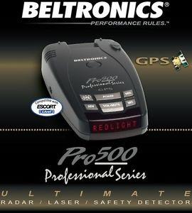 beltronics pro 500 radar detector