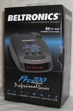 beltronics pro 200 review