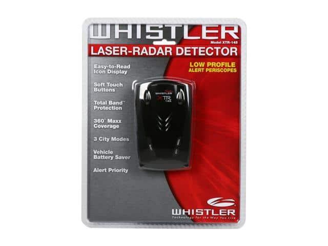 whistler xtr-145 review