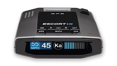 Escort IX Long Range Radar Detector Review Rated Radar