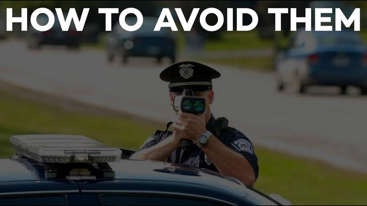 how to avoid speeding tickets