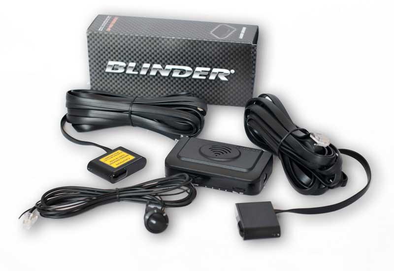 blinder laser jammer full kit