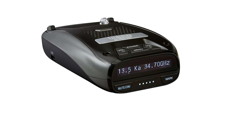 Uniden LRD850 Laser Radar Detector with GPS