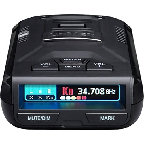 Uniden R3 Extreme Long Range Radar Detector with GPS