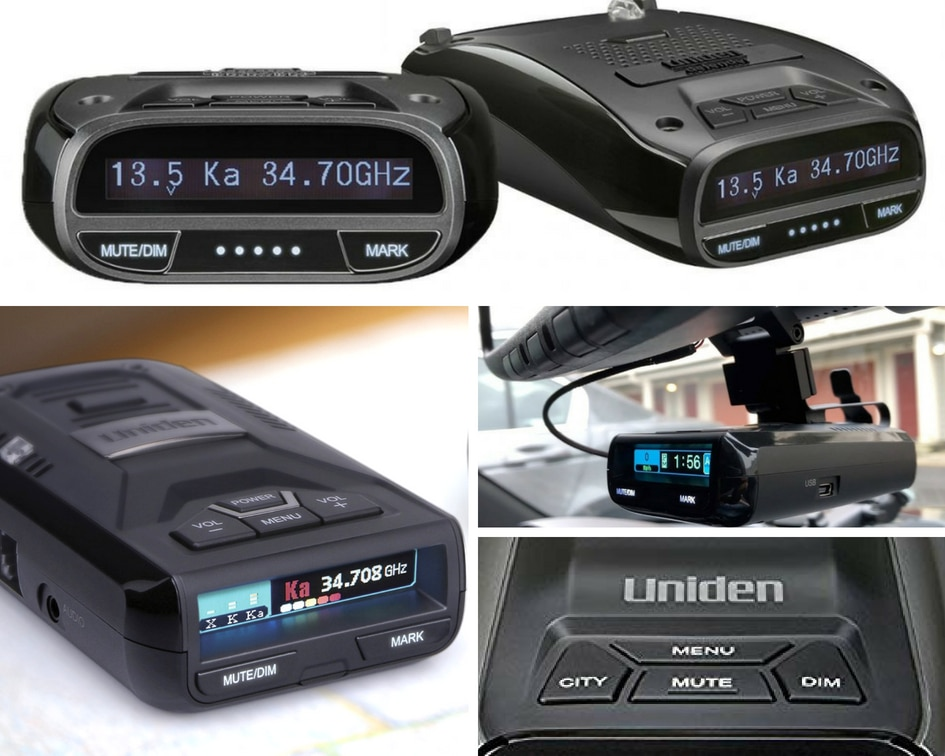 The Best Uniden Radar Detectors in 2019 - RRD org