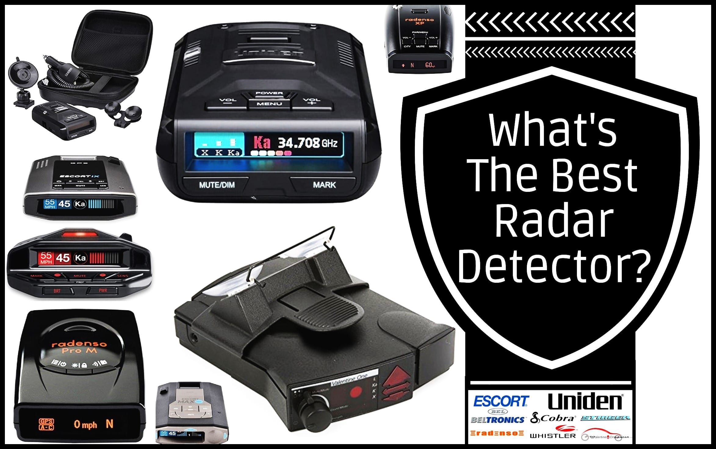 Best Radar Detectors - Are You Still PAYING For Speeding in ...
