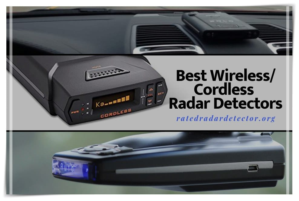 best wireless and cordless radar detector