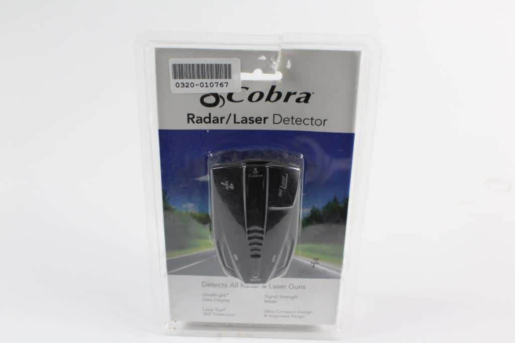 Photo of Cobra ESD 7570 inside packaging