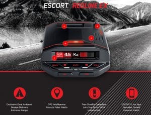 escort redline ex review banner