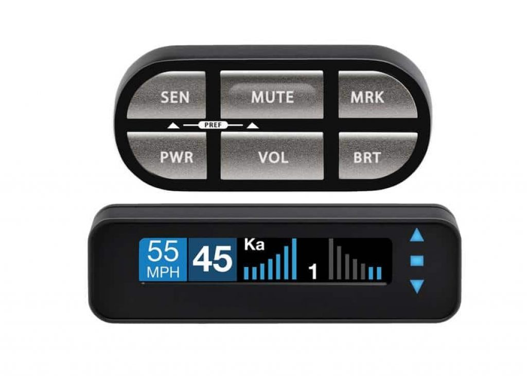 escort max ci 360 installed radar detector