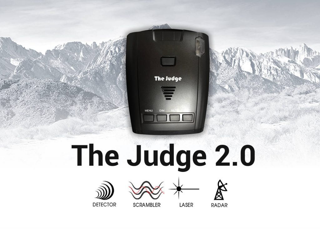 rocky mountain radar detector the judge 2.0