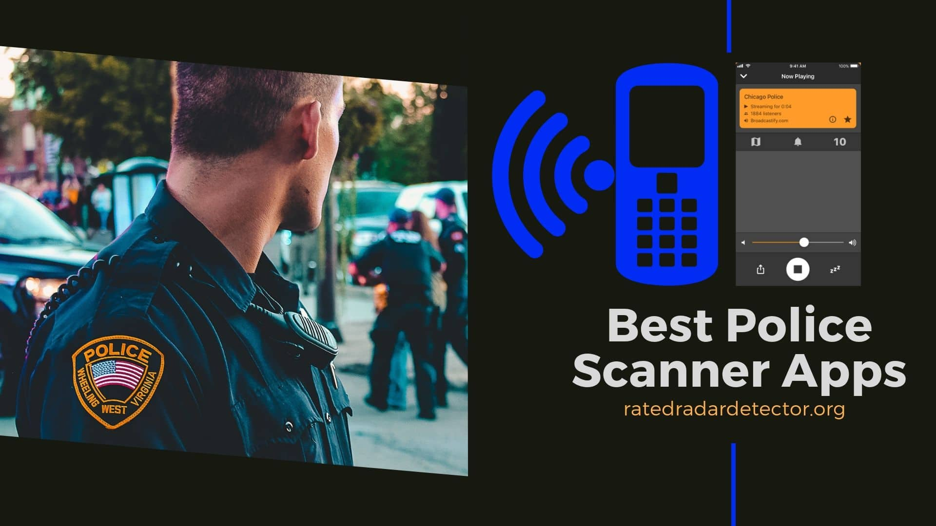 The 6 Best Police Scanner Apps of 2019 - Android & iPhone
