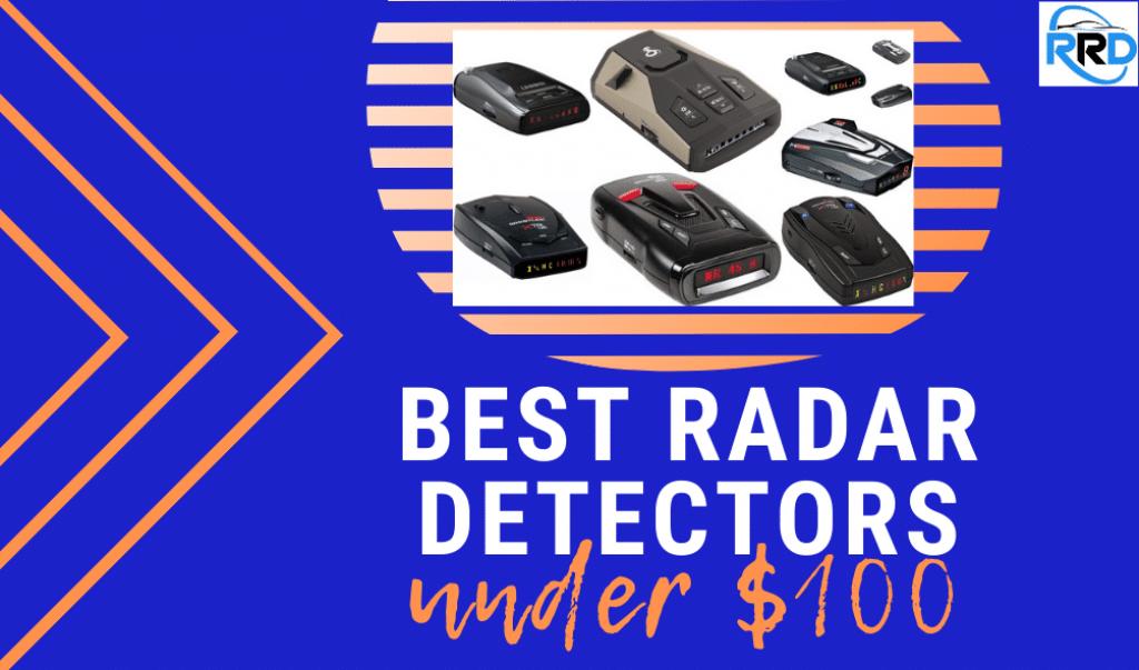 best radar detectors under $100