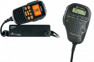 cb and ham radios