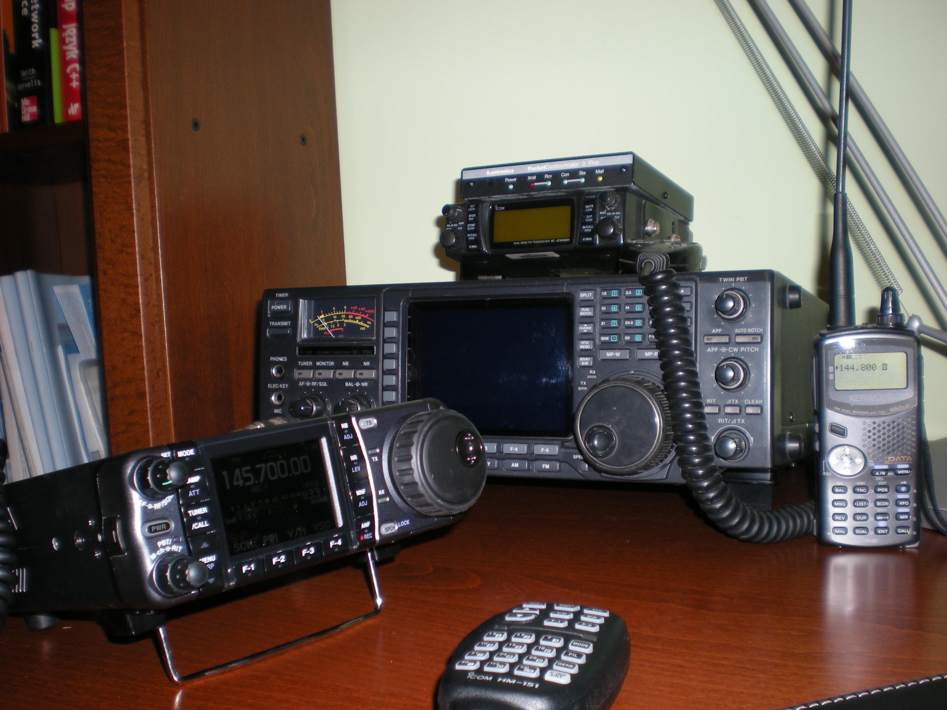 ham radios