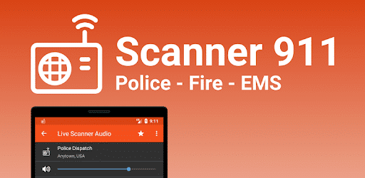 scanner 911 app