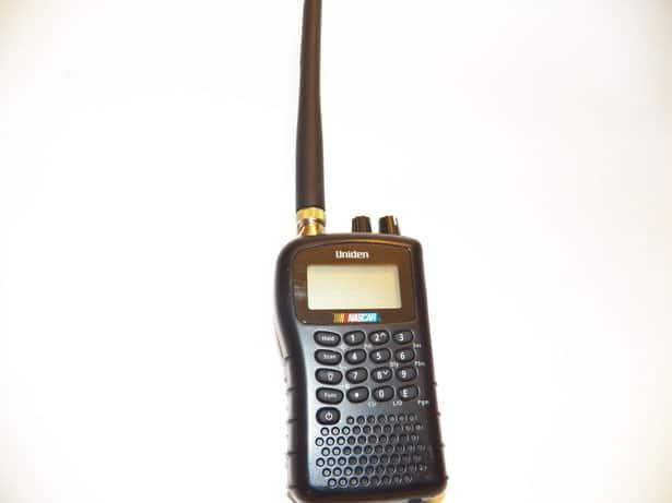 handheld police scanner