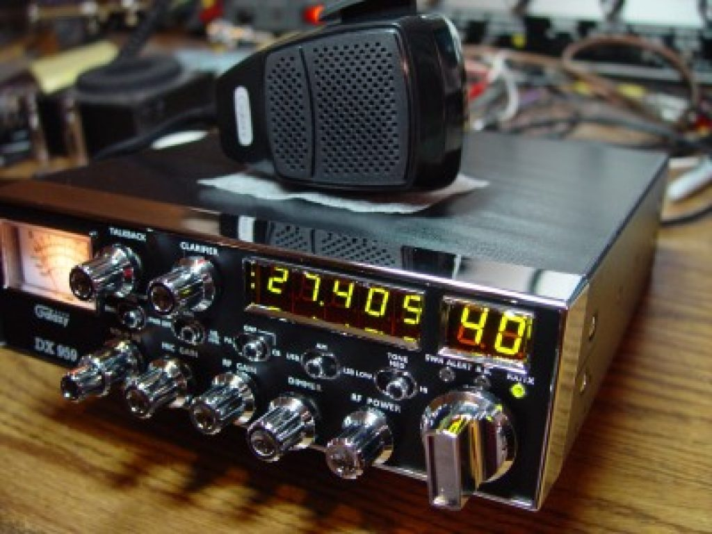 Galaxy 959 CB Radio
