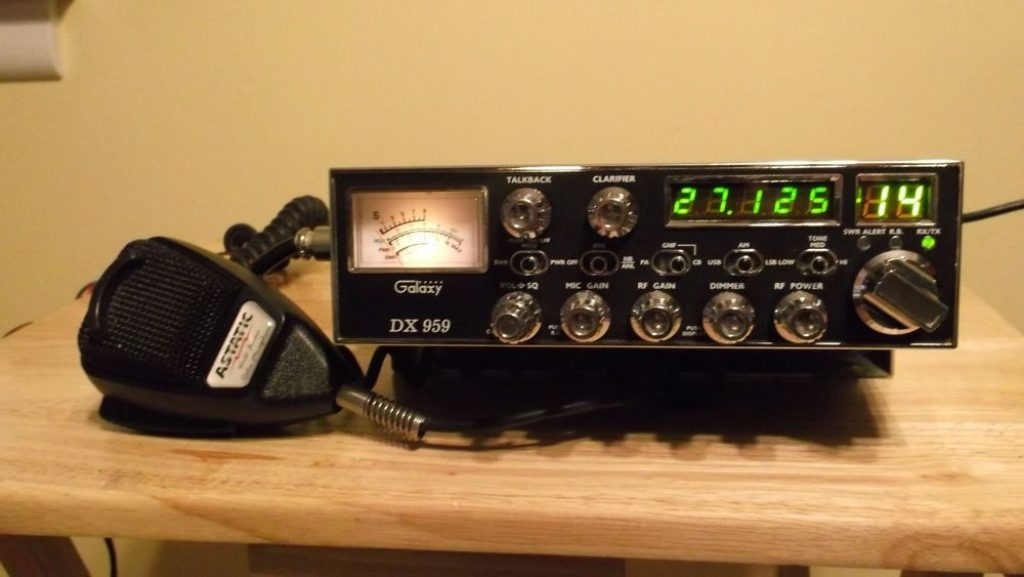 Galaxy 959 CB Radio