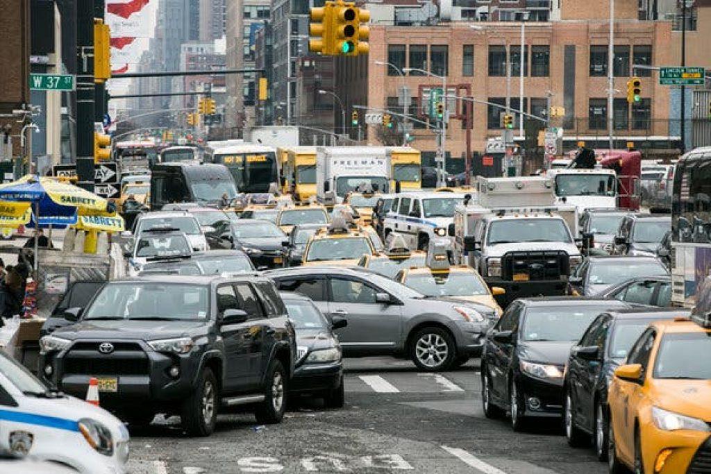 New York Speeding