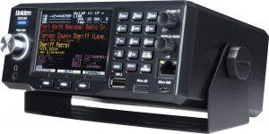 Uniden SDS200 police scanner