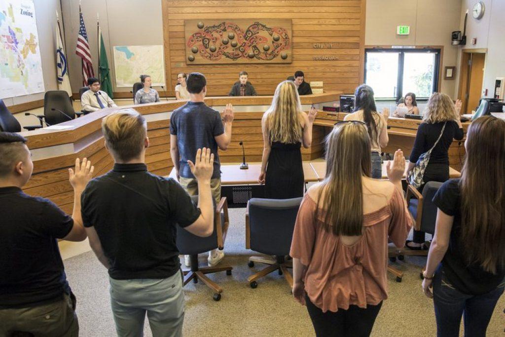 court hearing for speeding violation