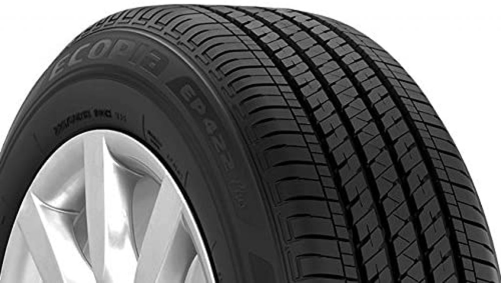 Bridgestone Ecopia EP422 Plus All-Season Radial Tire