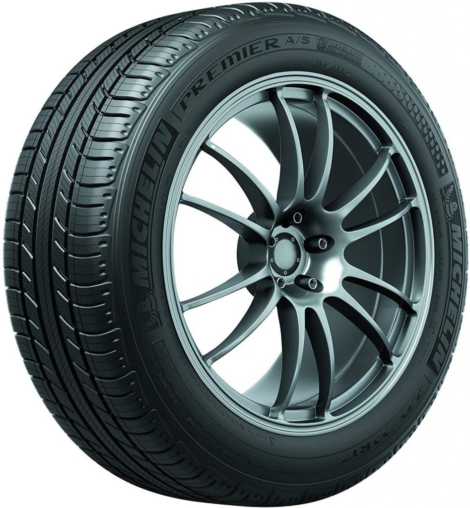 Michelin Premier A:S All- Season Radial Tire