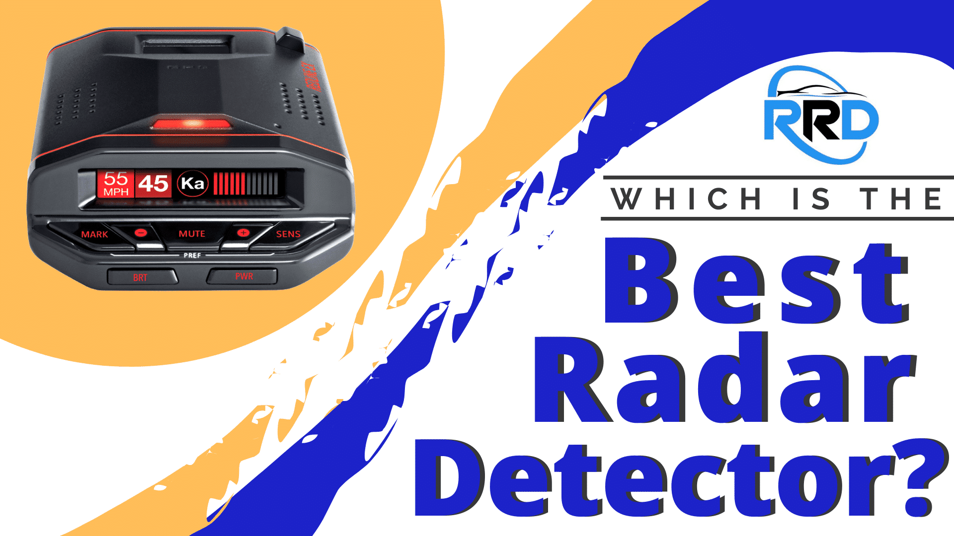 what is the best radar detector