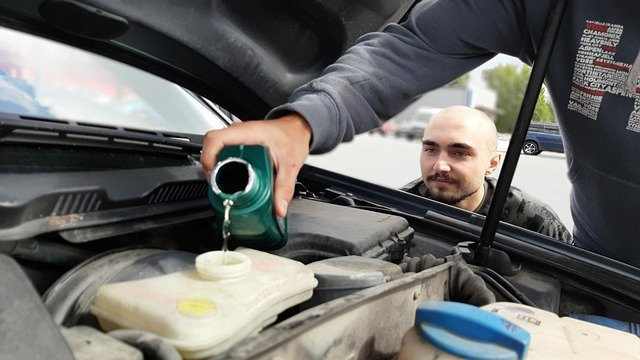 mixing synthetic oil with regular oil