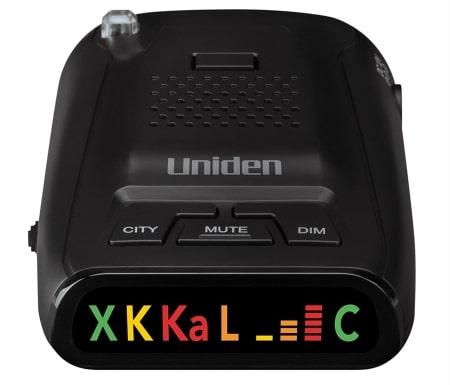 Uniden DFR1 Long-Range Detection
