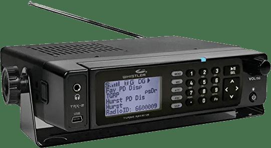 Whistler TRX-2 Desktop Digital Scanner