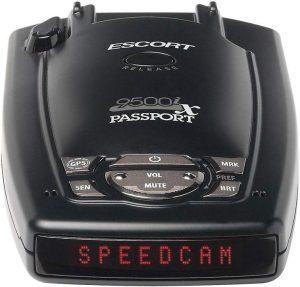 photo of an Escort Passport 9500IX radar detector