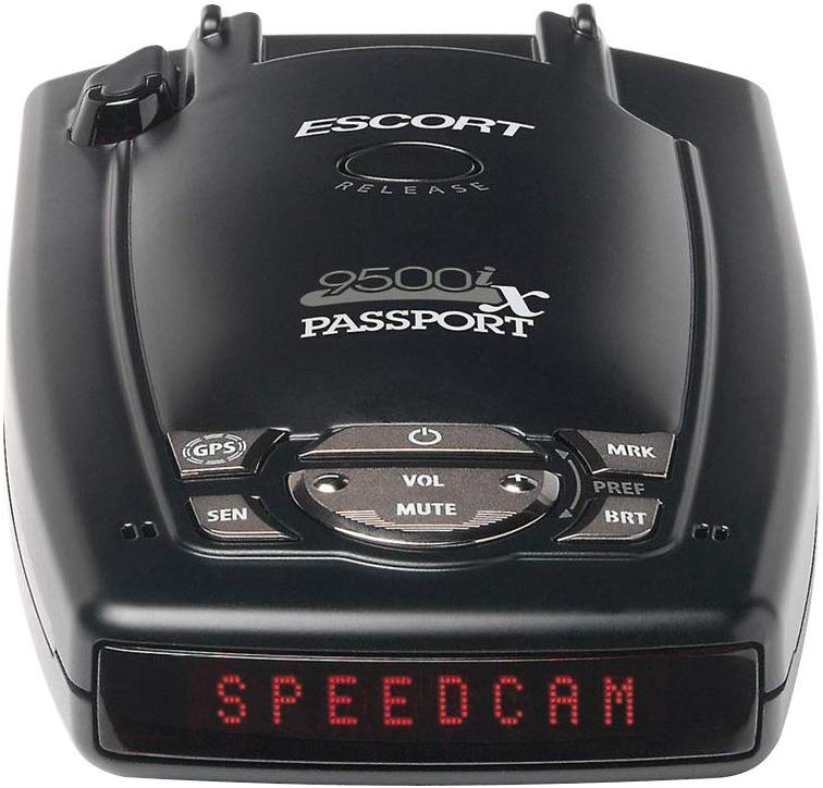 photo of an Escort Passport 9500IX radar detector