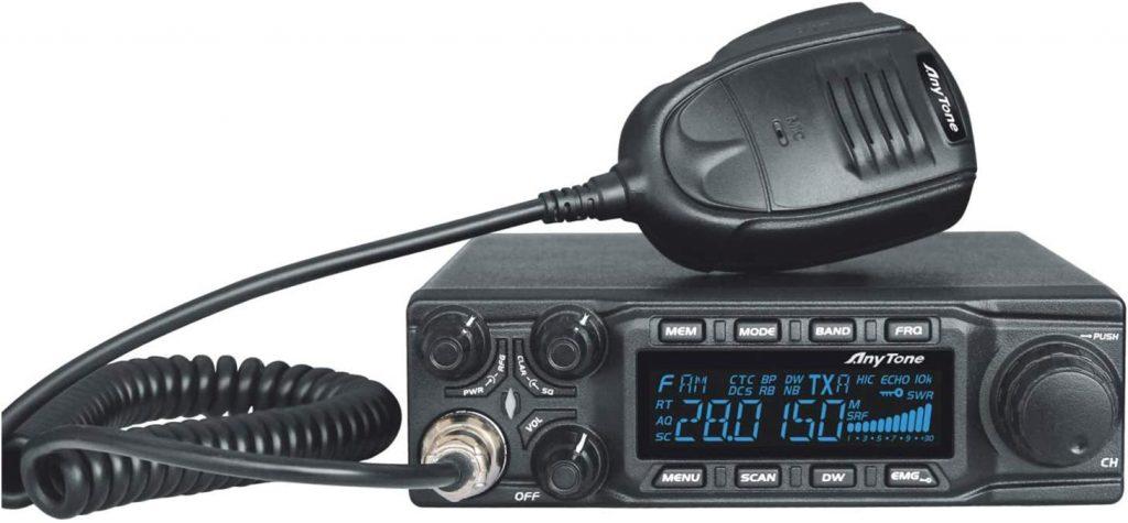 AnyTone AT-6666 radio