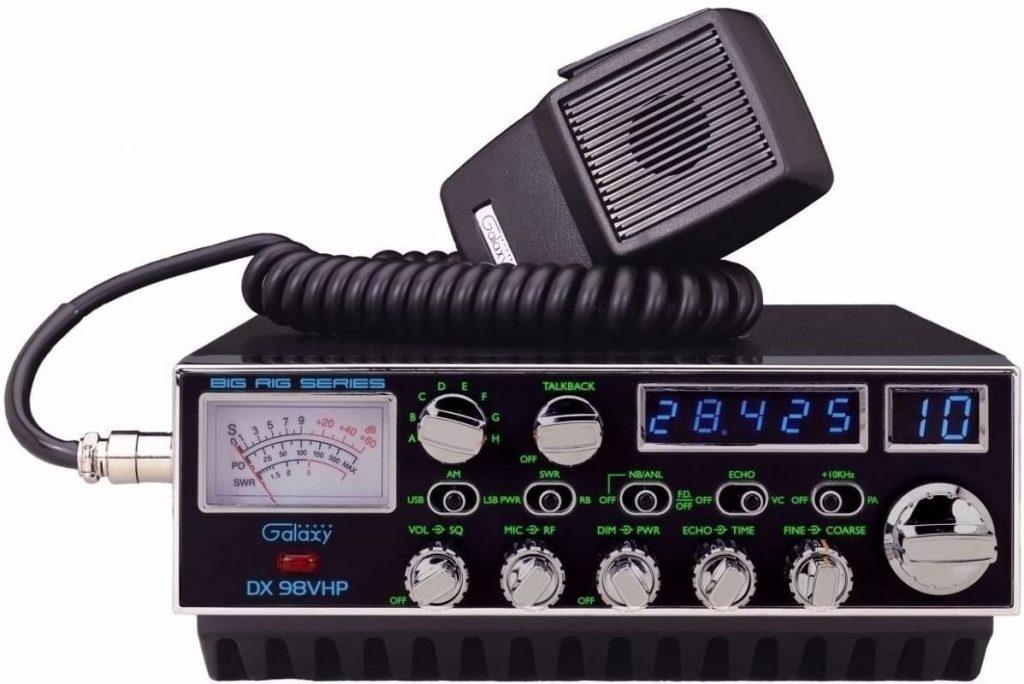 Galaxy DX98VHP radio