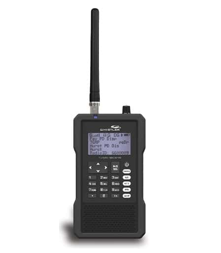 photo of whistler trx-1