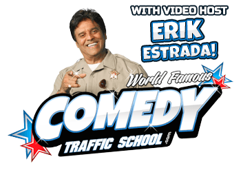 Comedy Traffic School with Erik Estrada
