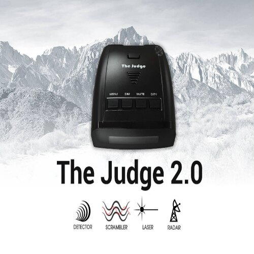RMR The Judge 2.0