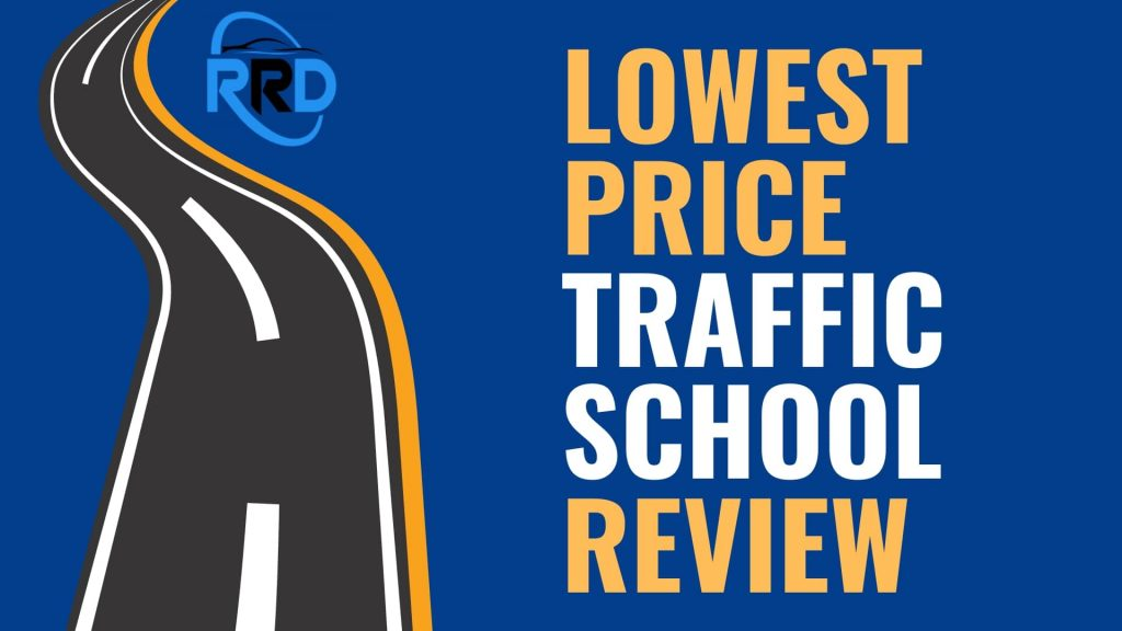 lowest price traffic school review